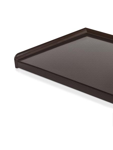 коричневий-водовідлив
